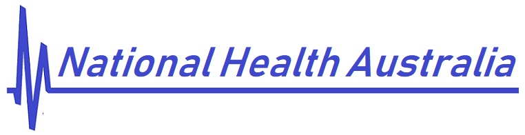 National Health Australia Logo. Medical Alarm Supplier in Australia